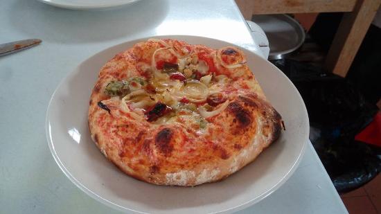 La Glace Italiana Pizza e Lasagne.