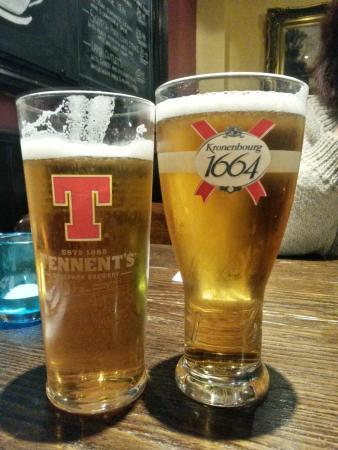 Premier Inn Aberdeen (Westhill) Hotel: Pub