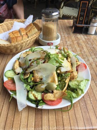 Ecco Cafe Feinkost