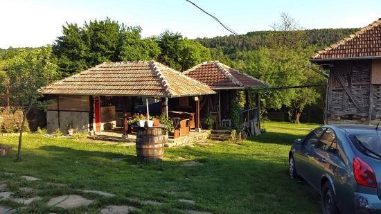 Provinz Tarnovo, Bulgarien: Reception and small shop