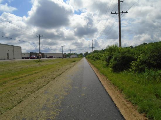 Ocooch Recreational Area, Richland Center Mountain Biking