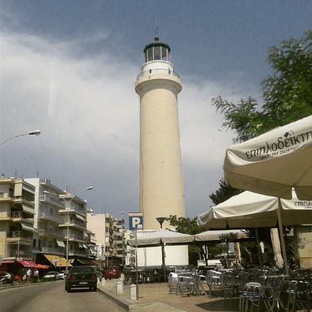 Lighthouse of Alexandroupoli