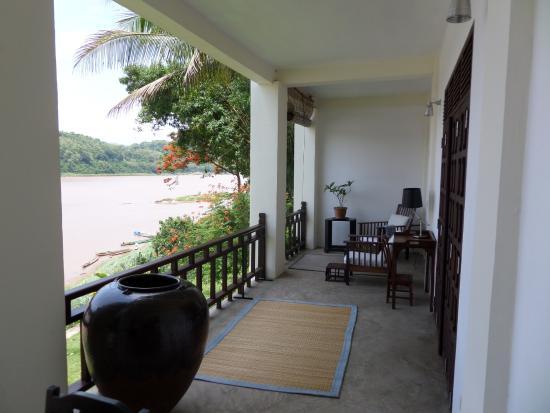 Mekong Estate: Veranda at Jade suite