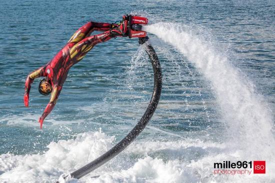 Water Games & Sports nel Golfo di Gaeta