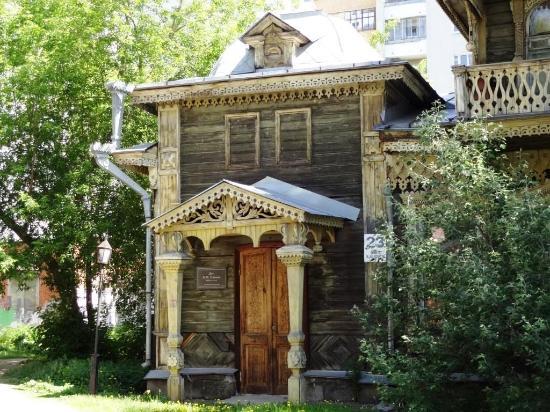 Дом К.М.Панова