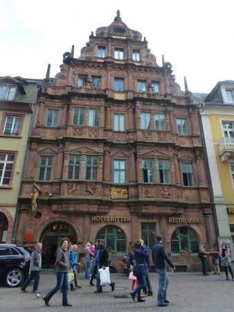 Ritterstube: Hotel en Restaurant Ridder