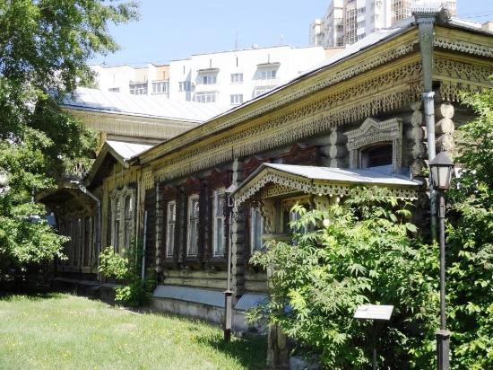House of the Merchant Lebedev