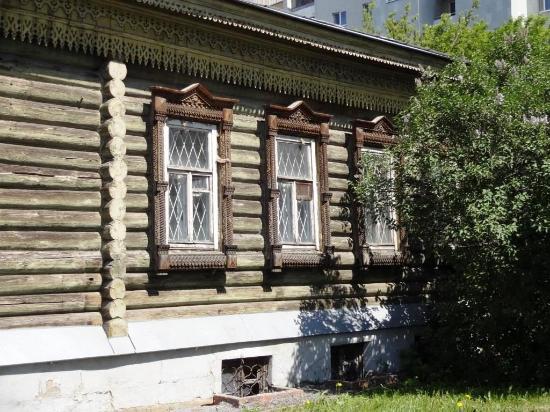 Дом купца А.С.Лебедева