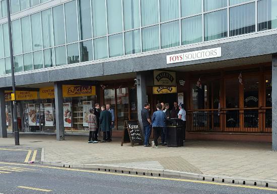 Baileys Pub Doncaster