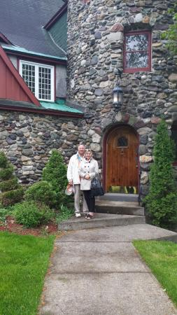 Perth-Andover, Canada: Story book magic
