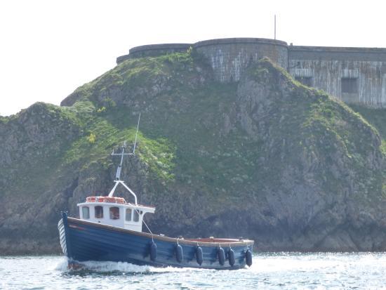 Seaborne Tenby