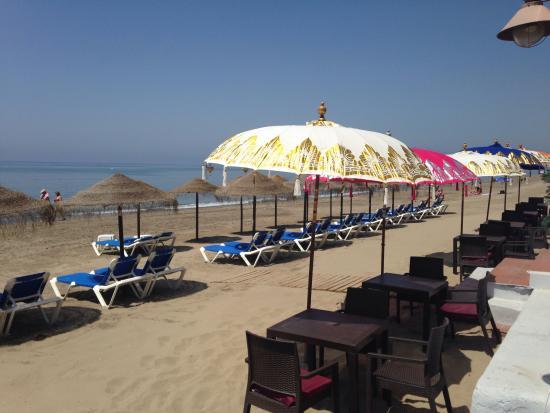 Boda En La Playa De Marbella Picture Of Aqui Te Quiero Ver