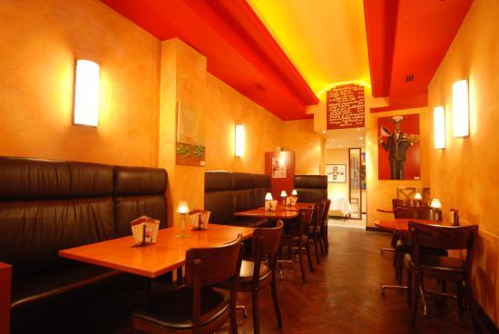 Restaurant Sebald : Bistro Bereich