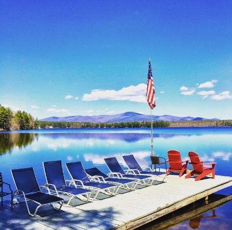 Wolfeboro, NH: Memorial Day weekend 2016