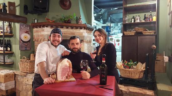 Bassiano, Italia: Semprevida
