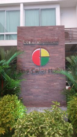 The Color Hotel: The Signage
