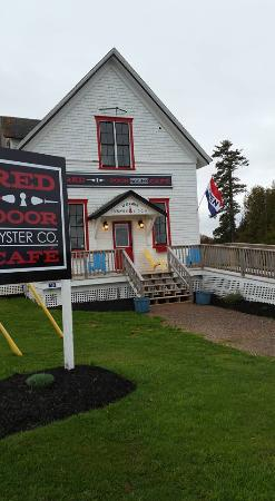Red Door Oyster Co. Cafe