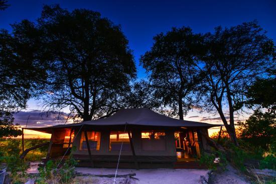 Linyanti Reserve, บอตสวานา: Linyanti Bush Camp