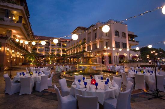 โรงแรมคาซา เดล รีโอ มะละกา: Piazza Banquet