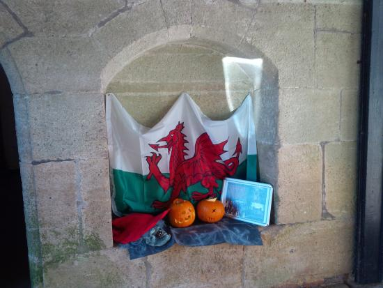 Caldicot, UK: Welsh pumkins