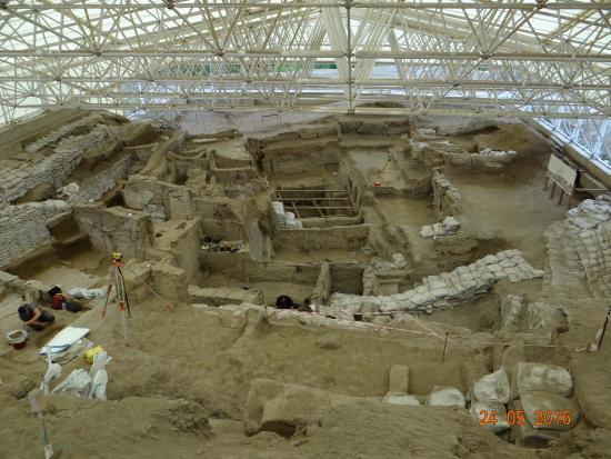 Site - Picture of Catalhoyuk Ruins, Cumra - TripAdvisor
