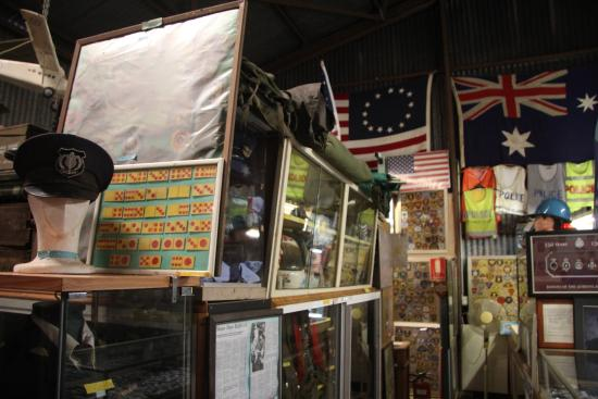 military and memorabilia museum