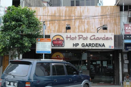 Hot Pot Garden