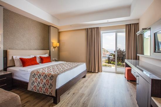 Aria Claros Beach Spa Resort Club Room Renovated