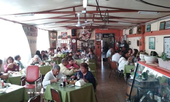 Restaurant El Chico Jaime