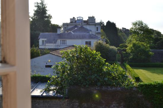Balcombe, UK: View from apartment