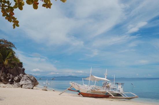 Isla de Gigantes: Cabugao Gamay Island
