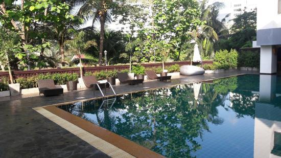 Chiangmai Hill 2000 Hotel: 20160527_080506_large.jpg
