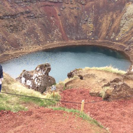 Bustravel Iceland: Caldera