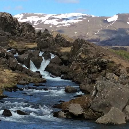 Bustravel Iceland: Waterfall