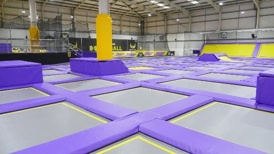 Gravity Force Trampoline Park Basildon