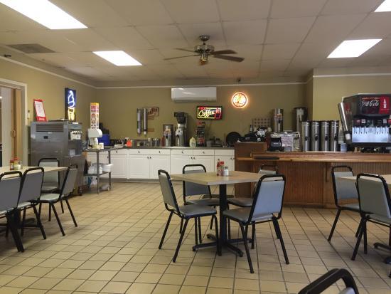 Pendleton, Karolina Południowa: Dyar's Diner