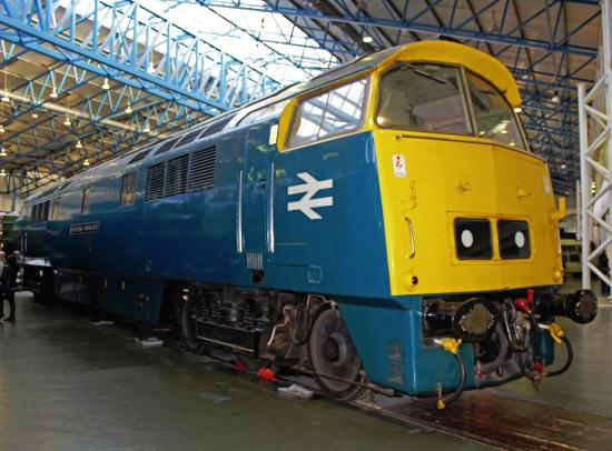 National Rail Museum York - Picture of National Railway Museum ...