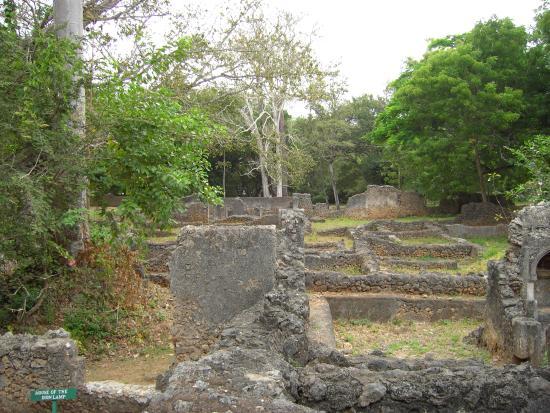 Gede, Kenia: Ruins II