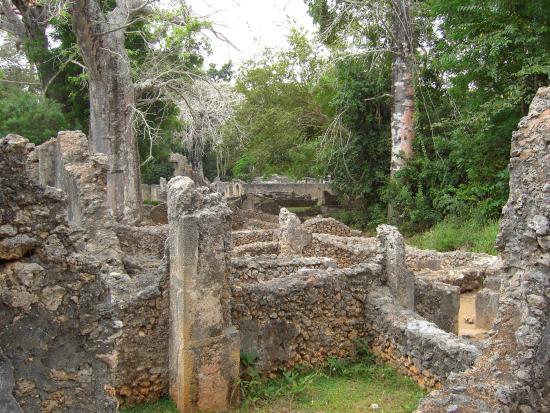 Gede, Kenia: Ruins III