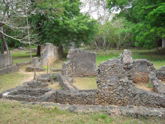Gede, Kenia: Ruins IV