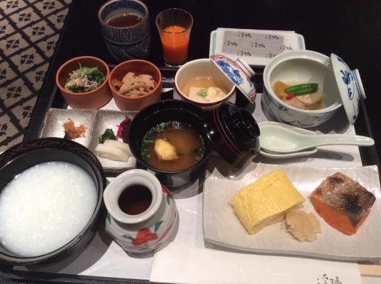 Ukihashi: 朝の和定食