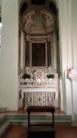 Sarzana, Italie : Chiesa di Sant'Andrea