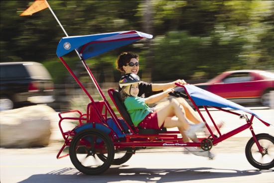 Kerr Bikes by Wheel Fun Rentals