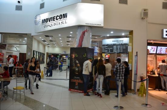 157e57f33409c Cinema - Picture of Shopping Conquista Sul