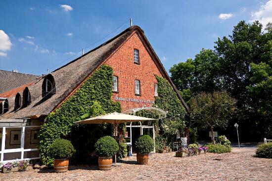 Restaurant Landhaus Flottbek: Aussen