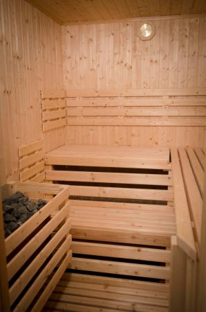 Private sauna Prague