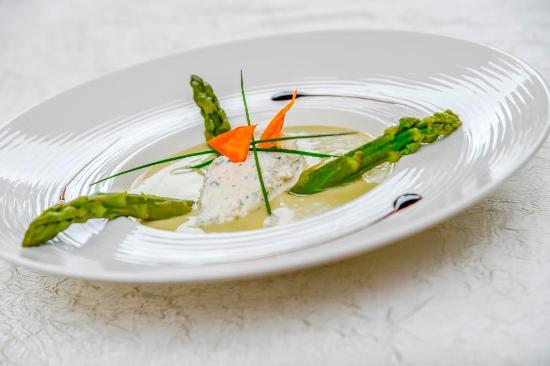 La Commanderie de Champarey : un plat