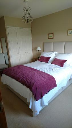 Crayke, UK: The Mosswood bedroom, proving the best things come in small packages!