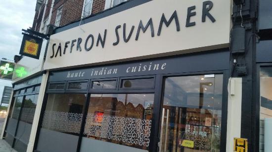 Saffron Summer