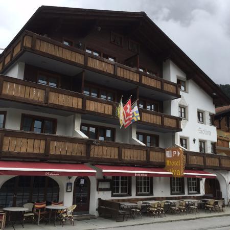 Hotel Soliva Foto